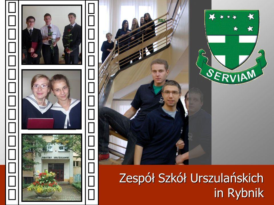 Zespół Szkół Urszulańskich in Rybnik