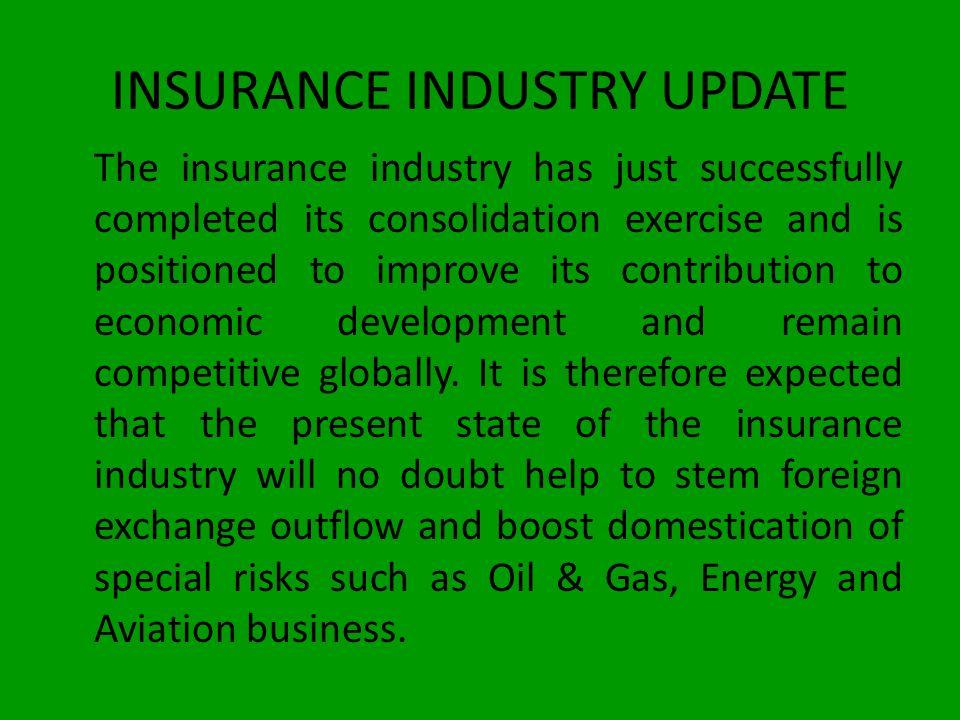 GODWIN U. S. WIGGLE, ESQ. Managing Director Linkage Assurance Plc. K. K. YUSUF, ESQ Managing Director Nigerian Agric. Ins. Corp.