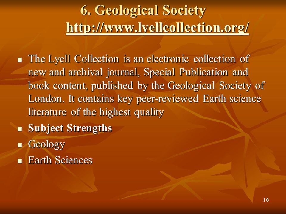15 5. Beech Tree Publishing http://www.ingentaconnect.com/content/beech http://www.ingentaconnect.com/content/beech Subject Strengths Subject Strength