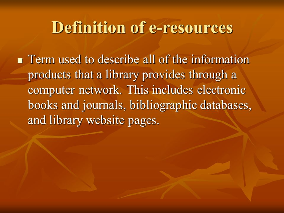 To access the search engines go the Databases and Article searching section.