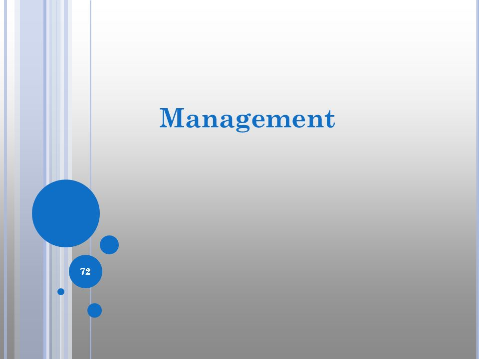 72 Management 72