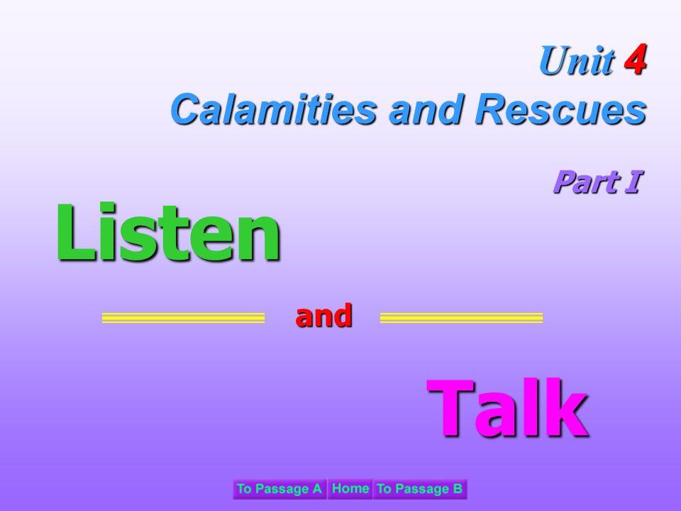 Listen Talkand Part I