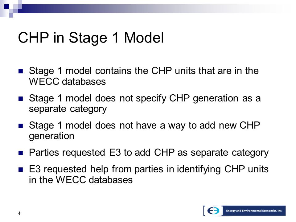 5 CHP Regulatory Status under AB32 CARBs GHG inventory treats CHP as a separate category from non-CHP generation However, CARB considers part of CHP emissions to be included in CAs electricity sector - i.e.