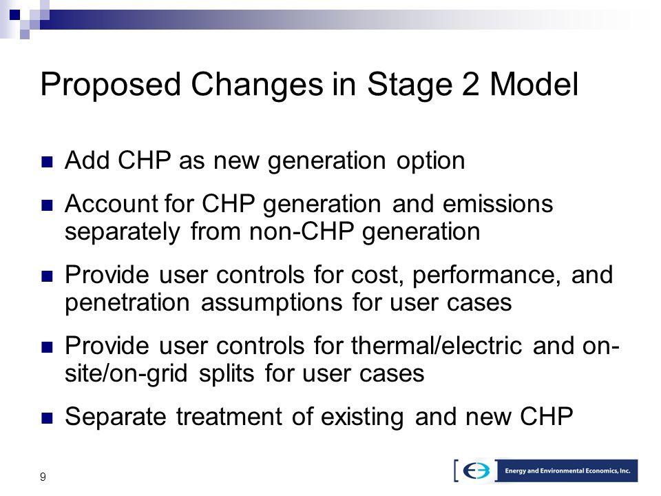 20 EPUC/CAC New CHP Data