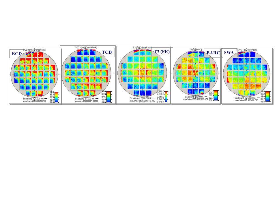 T3 (PR) TCD SWA BARC BCD