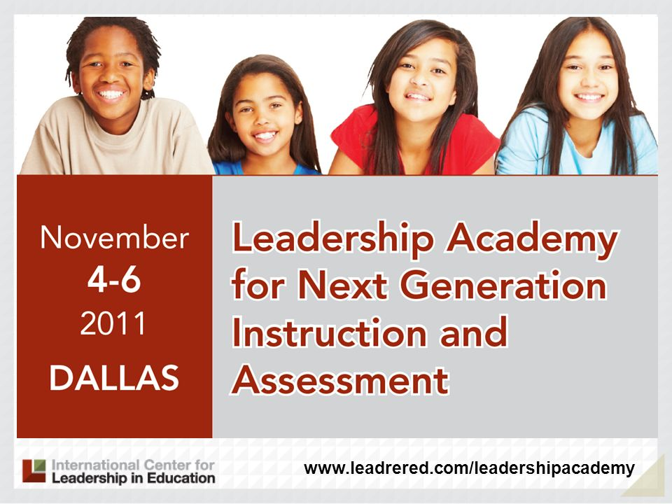 www.leadrered.com/leadershipacademy