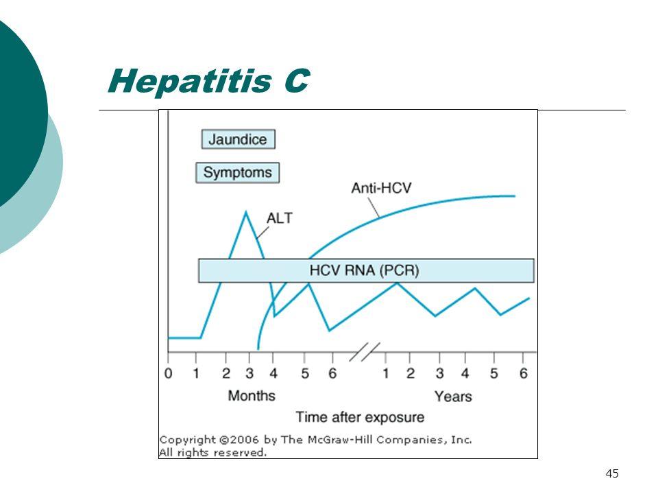 45 Hepatitis C