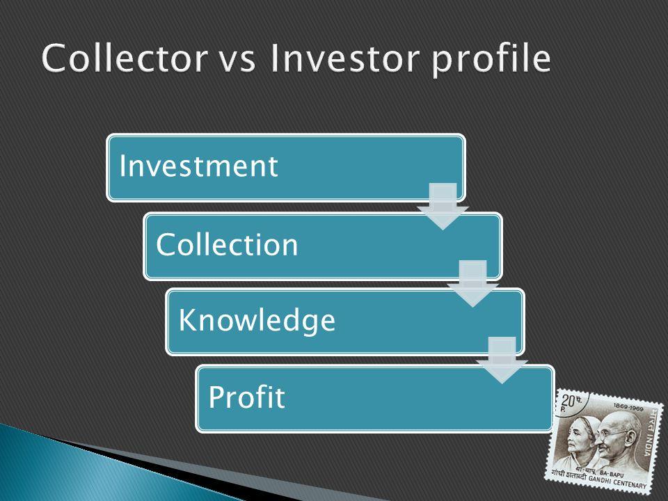 InvestmentCollectionKnowledgeProfit