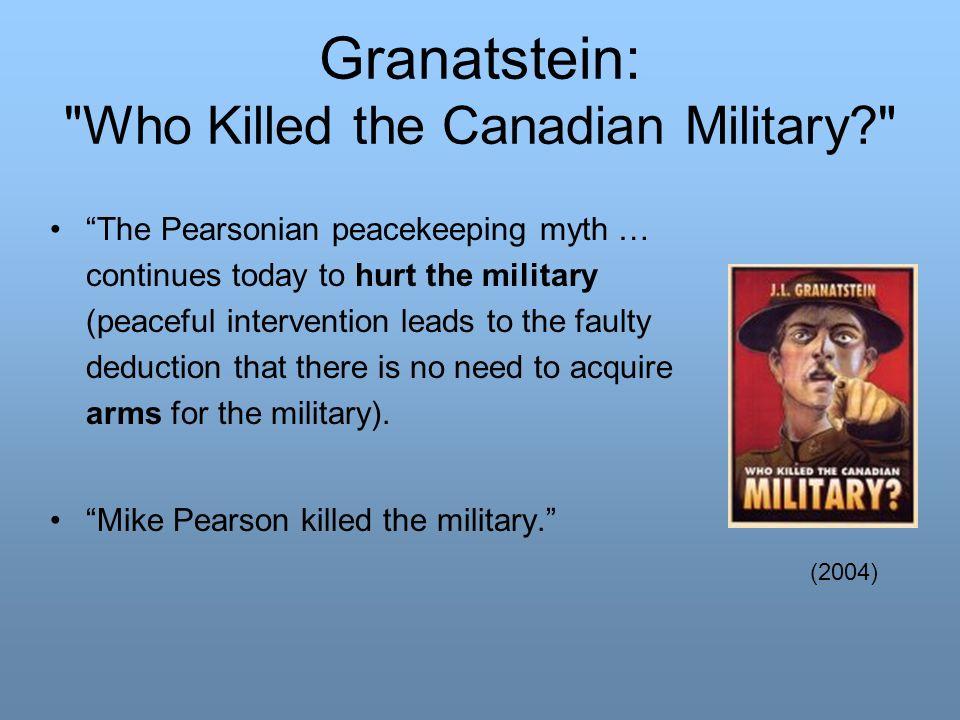 Granatstein: