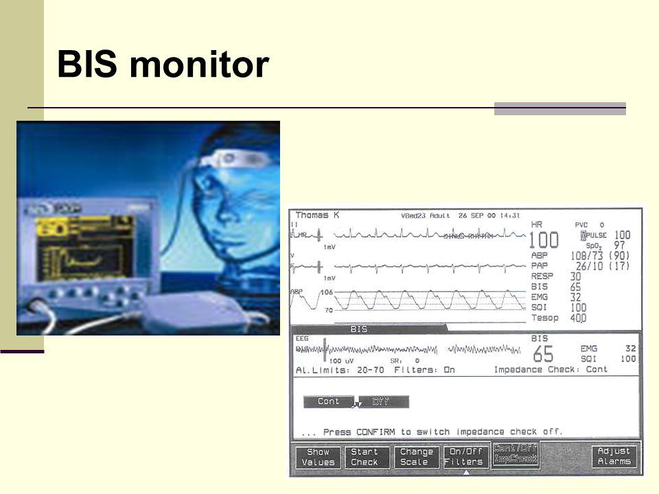 BIS monitor
