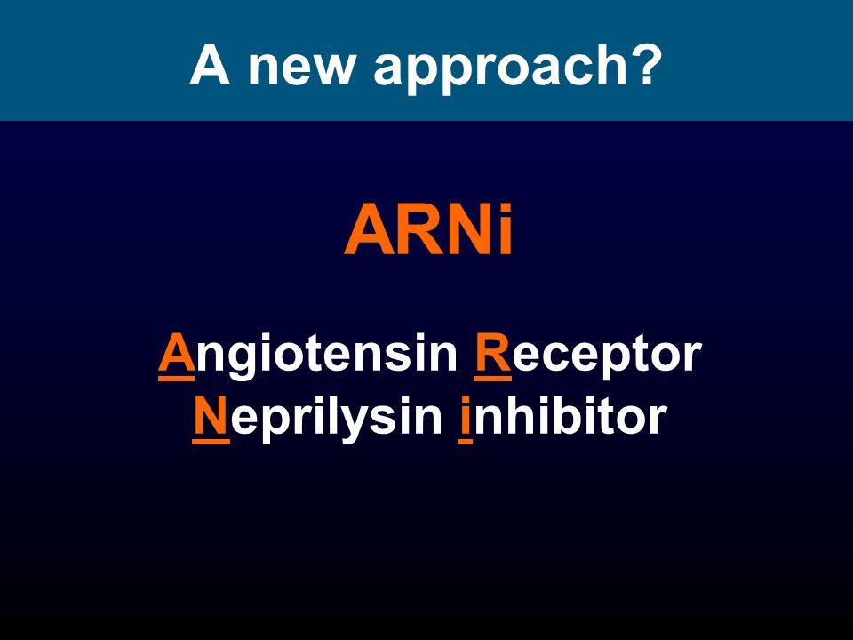 ARNi Angiotensin Receptor Neprilysin inhibitor A new approach?