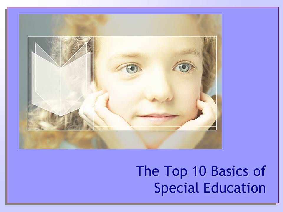 Special Education Overview Original by Linda Gulbranson Revised by Eva Pohl BRIC Special Education CoordinatorBRIC Sped Coordinator August 29, 2007Sep