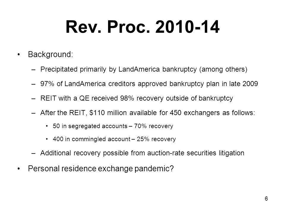 6 Rev. Proc.