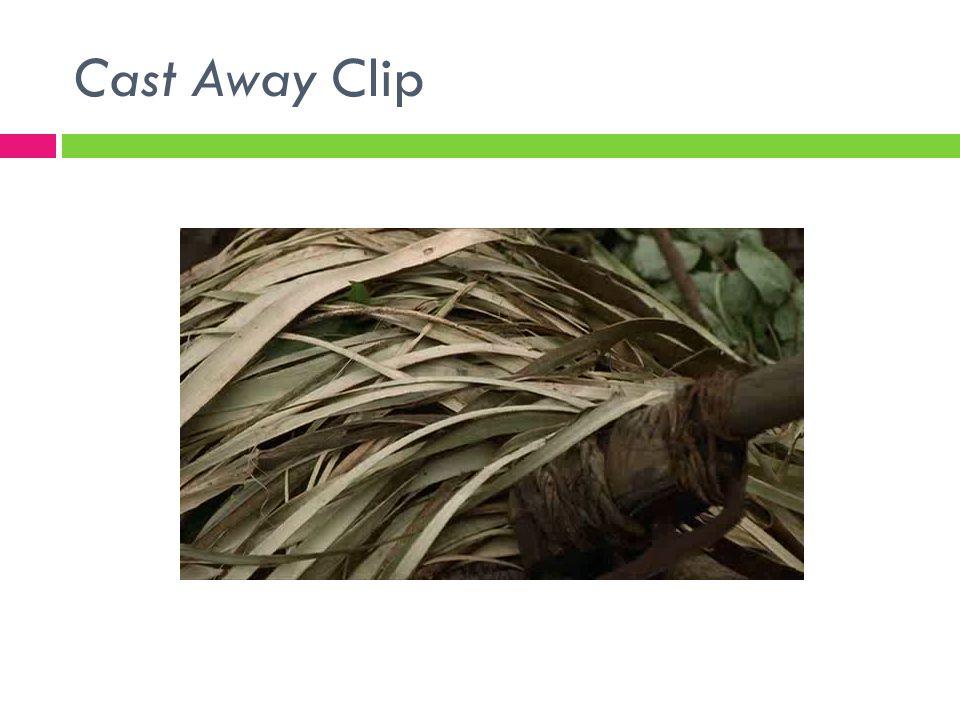 Cast Away Clip