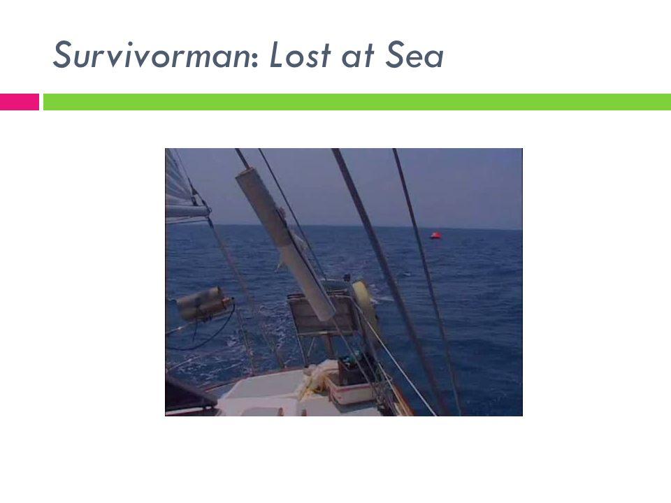 Survivorman: Lost at Sea