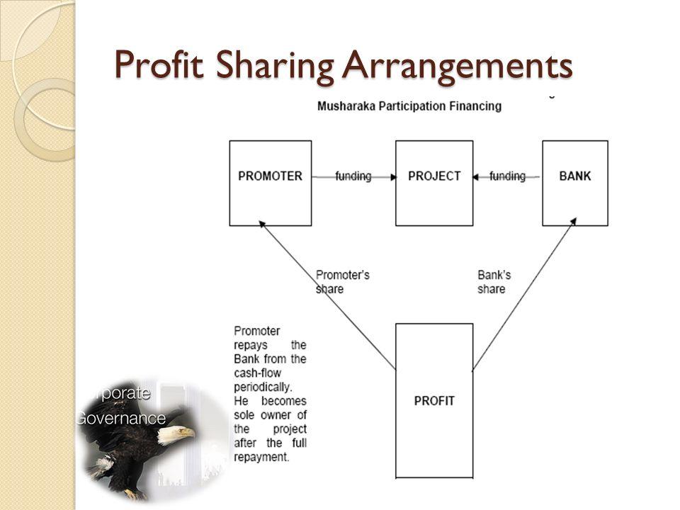 Profit Sharing Arrangements