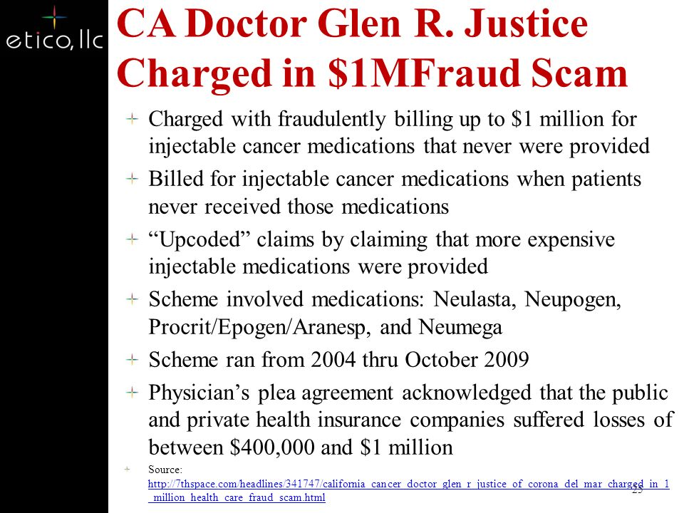 Anorectal Manometry Lessons Learned How does fraud or over-utilization like the ARM Occur.