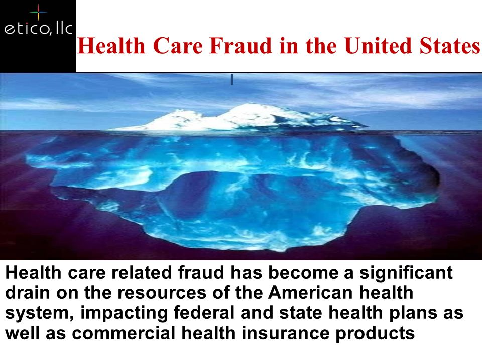 What is Health Care Fraud? What is the Scope of the Problem? 4