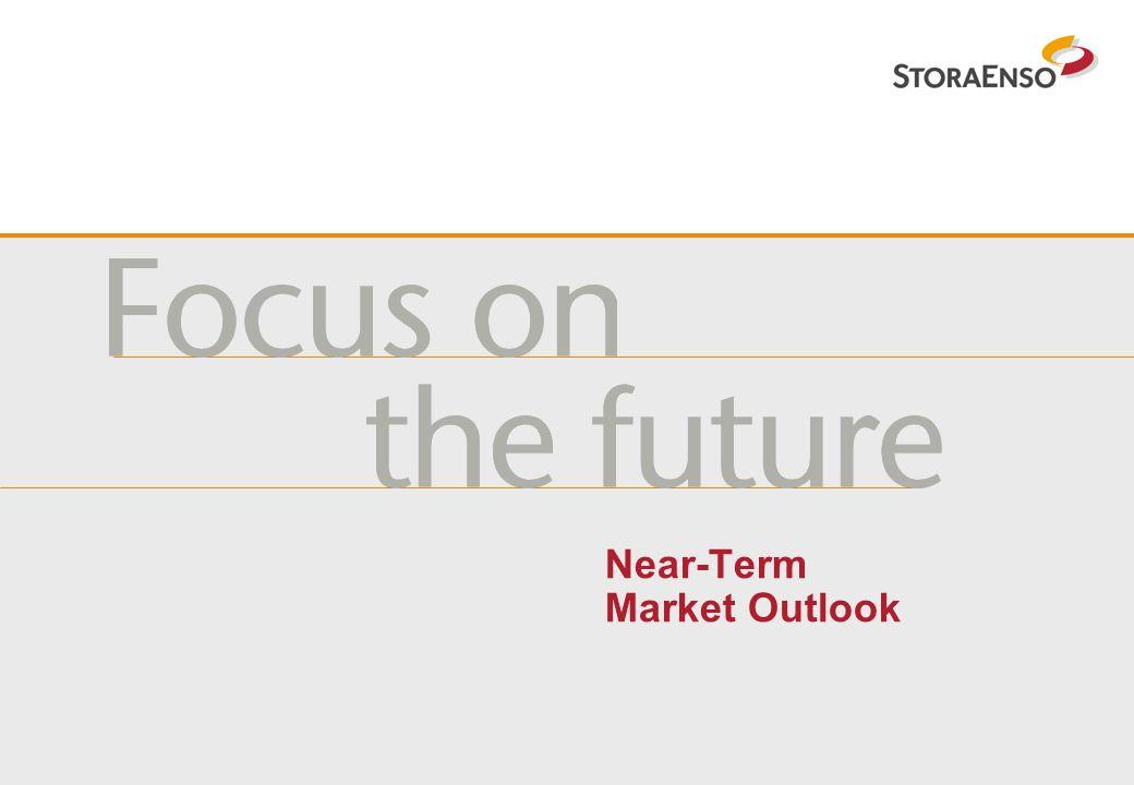 Near-Term Market Outlook