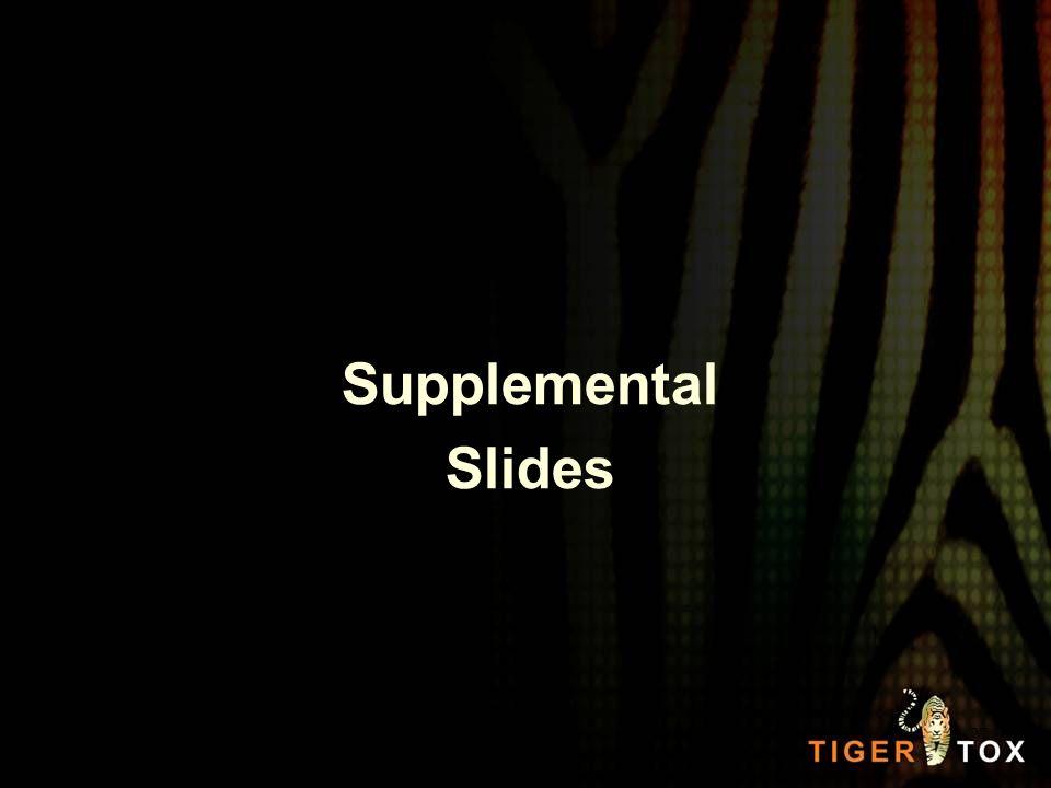 Supplemental Slides 27