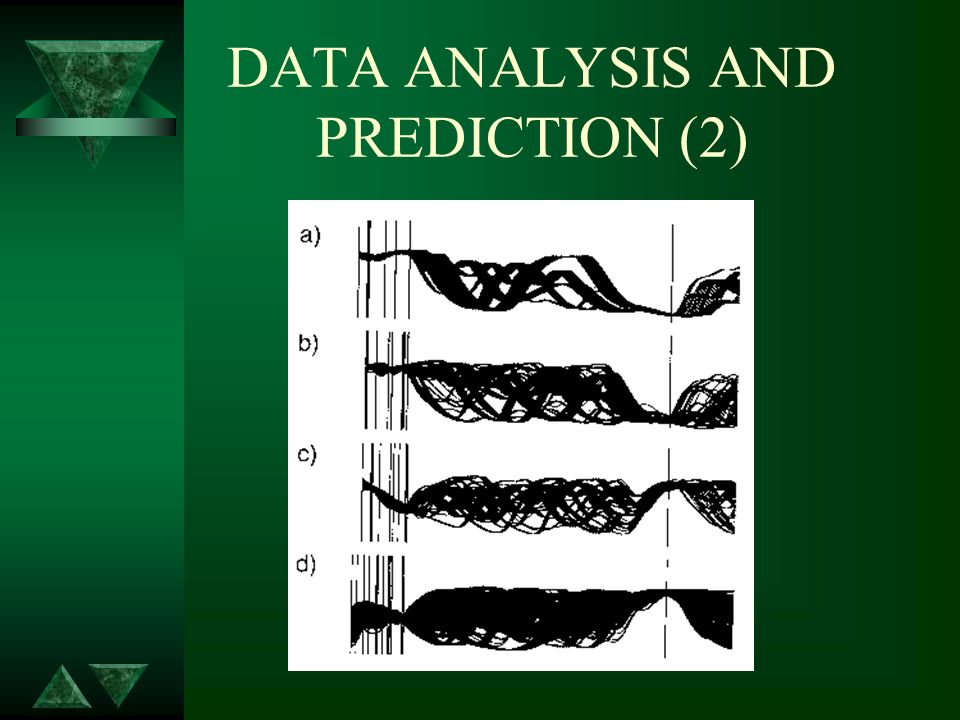 DATA ANALYSIS AND PREDICTION (3) t Predicting Protein Structure