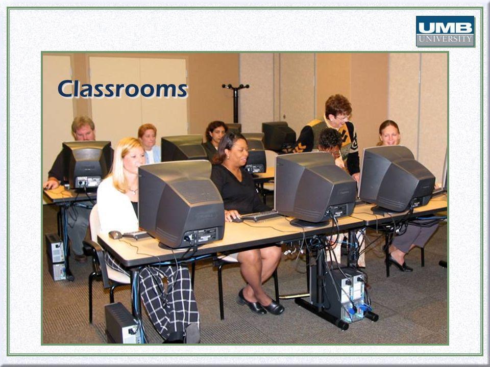 ClassroomsClassrooms
