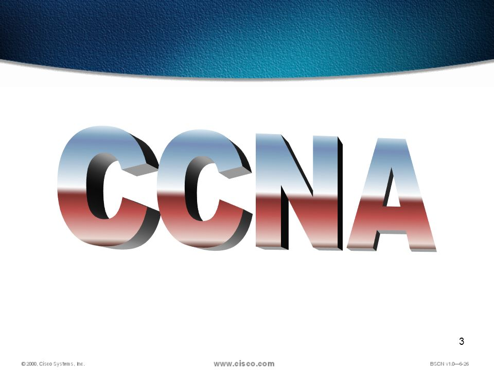 4 CCNA Exam Exam Number - 640-801 Total Marks - 1000 Duration – 90 Mts Passing score – 849 Questions -45-55 Multiple Choice Simulations Drag and Drop