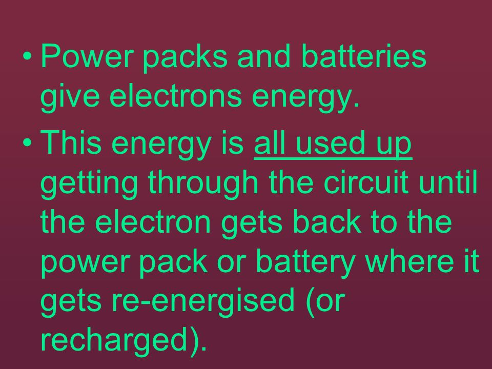 An electrons voltage decreases as it goes through a component. The unit of voltage is the volt and the symbol is V Alessandro Volta