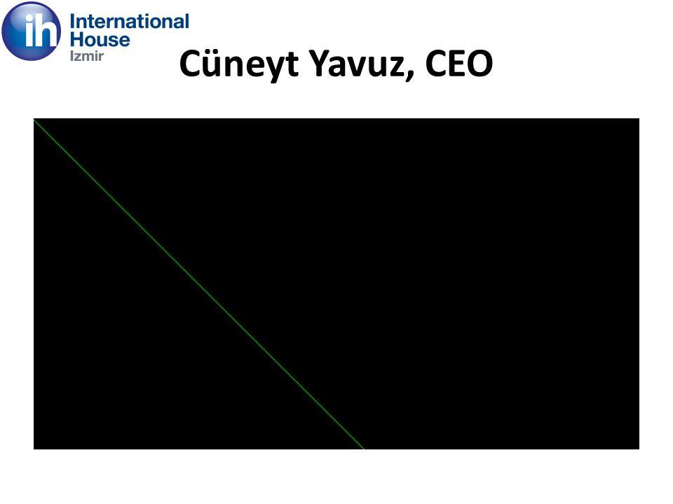 Cüneyt Yavuz, CEO