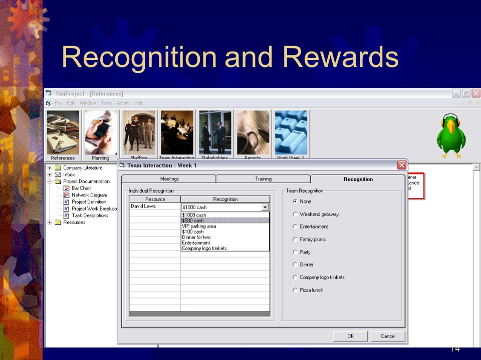 14 Recognition and Rewards