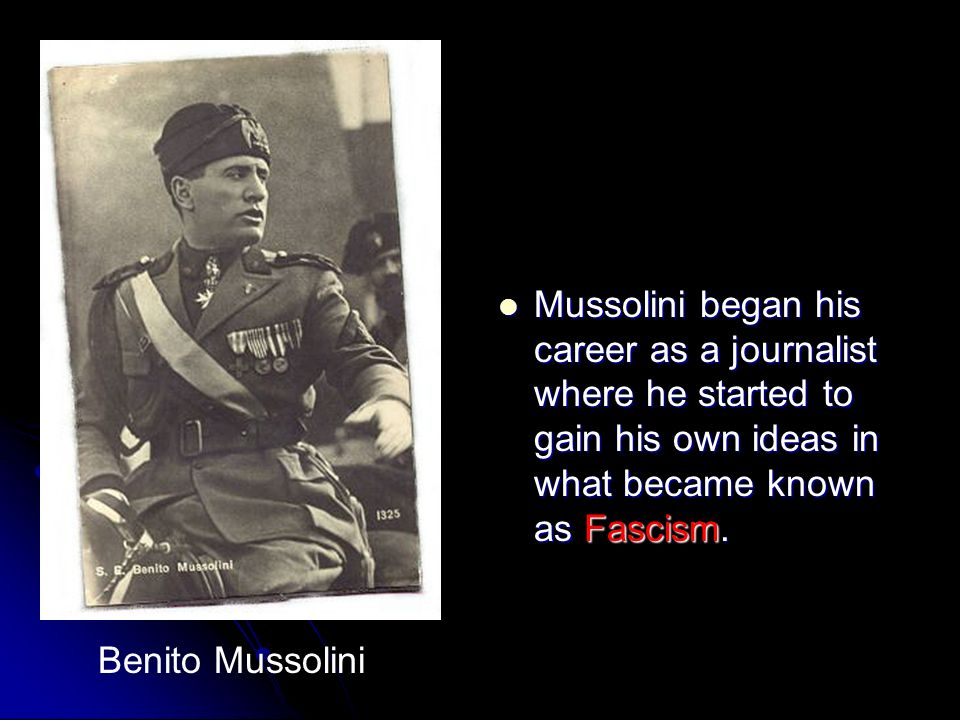 What is fascism? A system of government under a dictator. A system of government under a dictator. Strong support of the nation over the individual!!