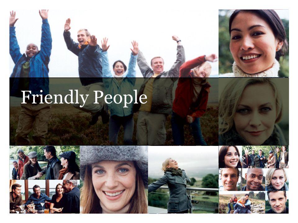 Friendly People