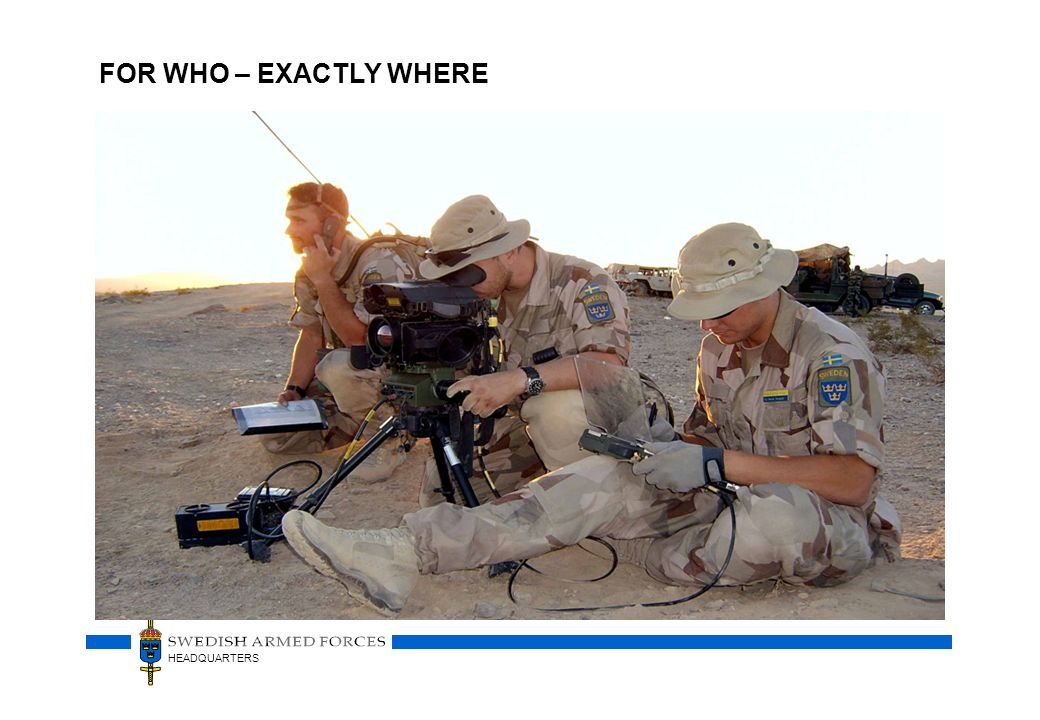 HEADQUARTERS FOR WHO – EXACTLY WHERE
