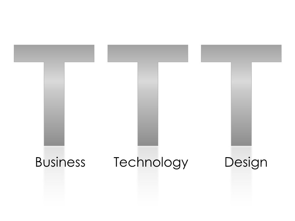 Business Technology Design