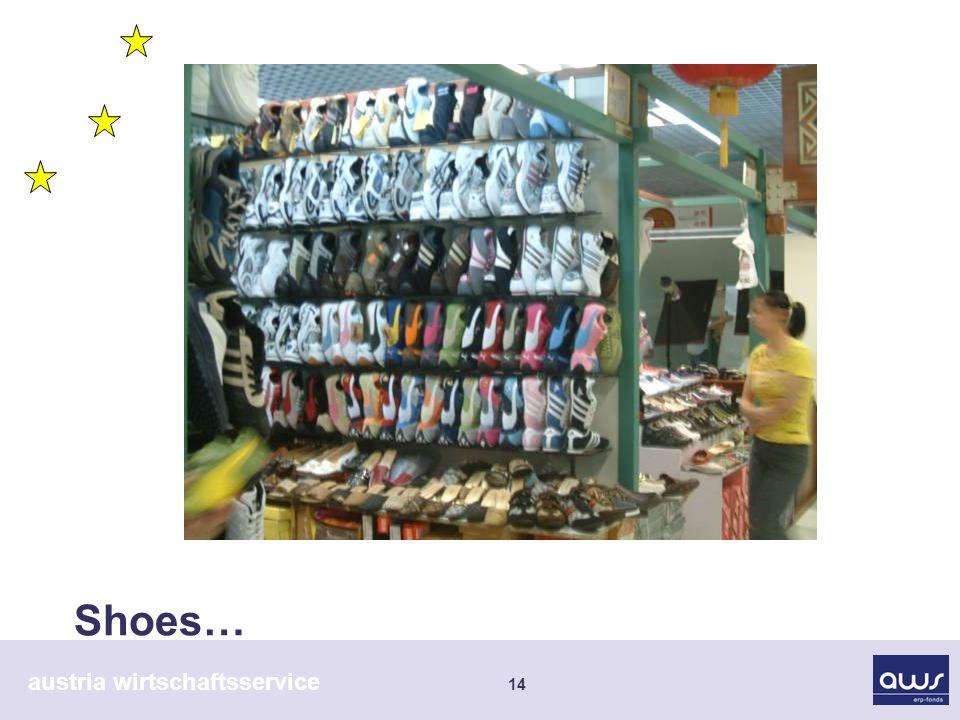 austria wirtschaftsservice 14 Shoes…