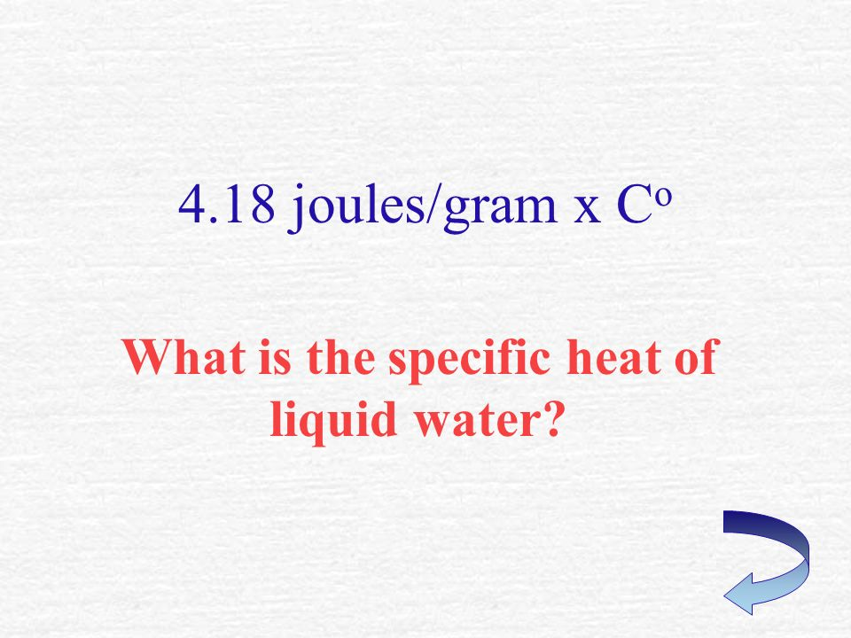 3.98 o C At what temperature does water reach maximum density