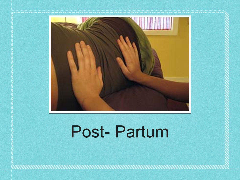 Post- Partum