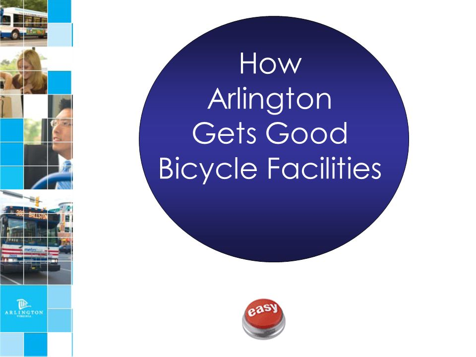 How Arlington Gets Good Bicycle Facilities