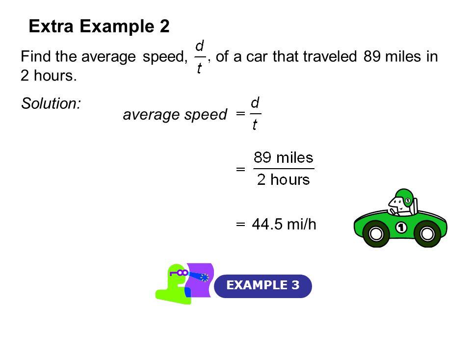 Extra Example 1 EXAMPLE 2 Evaluate each expression when y = 3. Click for solutions. 1. 4y2.3. y + 84. 18 - y