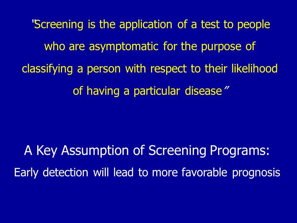 Disease gold standard Test Result PresentAbsentTotal Positive TPFPall who test + Negative FNTNall who test - Total All with All withoutDisease Sensitivity = TP Specificity = TN TP + FNFP + TN