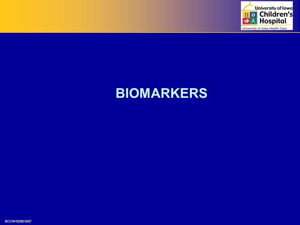 BOOK02665/07 BIOMARKERS