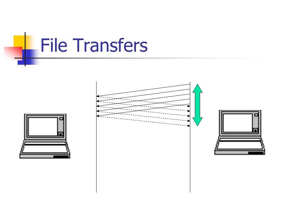 File Transfers