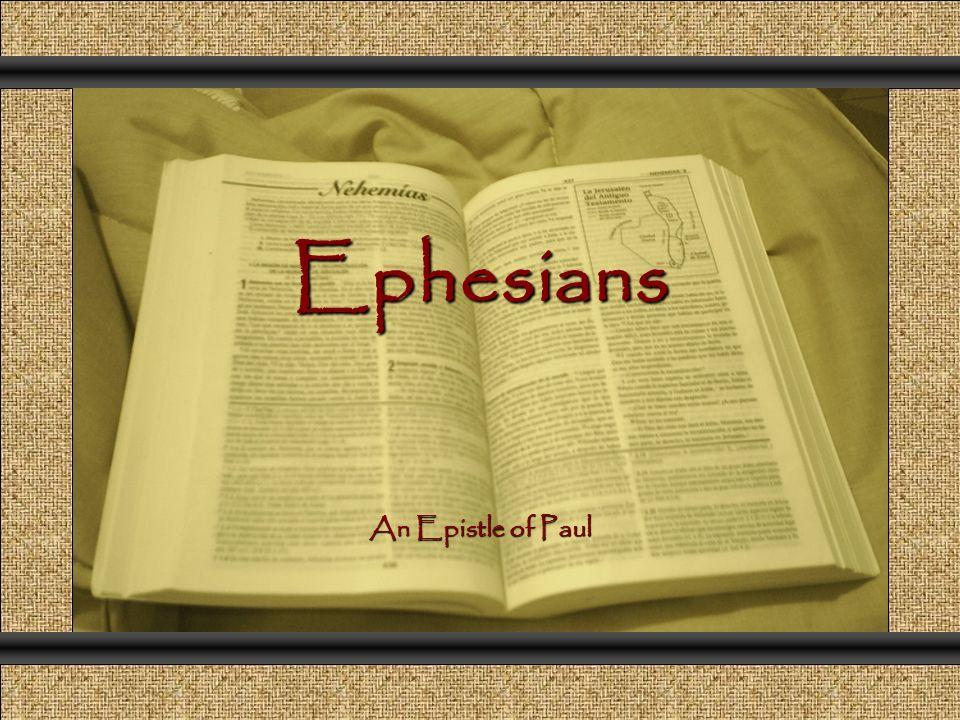 Ephesians Chapter 3