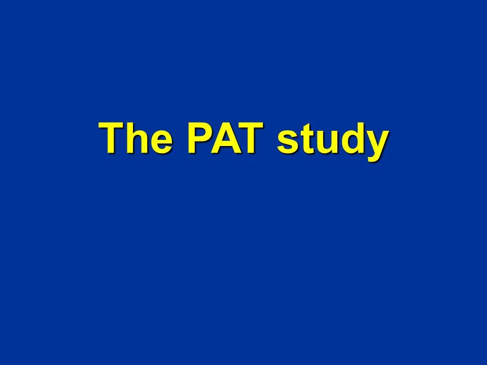 The PAT study