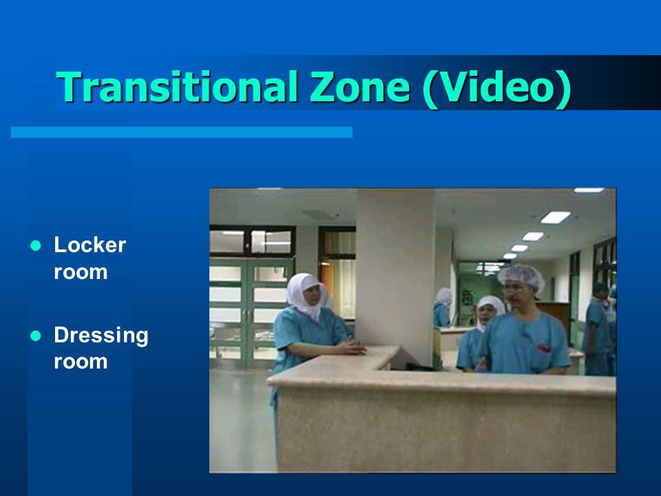Transitional Zone (Video) Locker room Dressing room