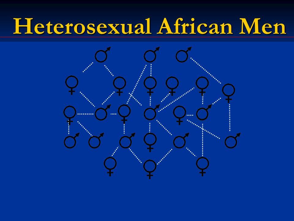 Heterosexual African Men