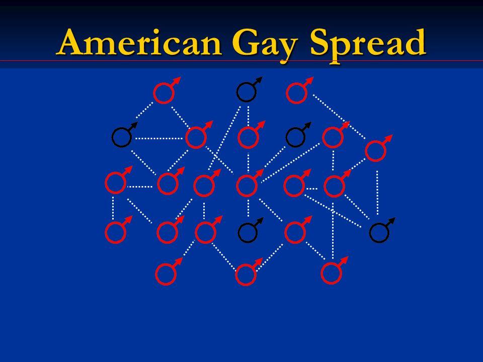 American Gay Spread