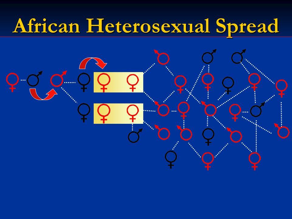 African Heterosexual Spread