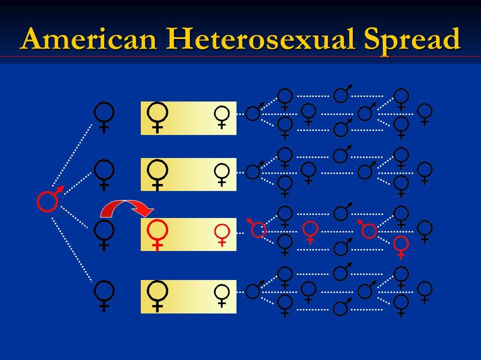 American Heterosexual Spread