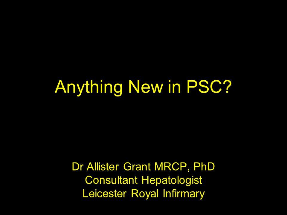 Aberrant Lymphocyte Homing AETIOLOGY OF PSC?